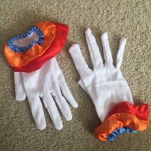 Other - Clown Gloves